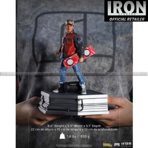 Iron Studios - Marty McFly - Back to the Future Part II - Art Scale 1 10