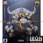 Iron Studios - Odin Deluxe Art Scale 1 10 - Marvel Comics Series 6