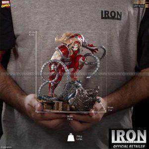 Iron Studios - Omega Red BDS Art Scale 1 10 - Marvel Comics