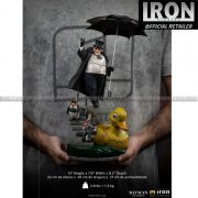Iron Studios - Penguin Deluxe Art Scale 1 10 - Batman Returns