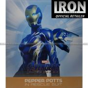 Iron Studios - Pepper Potts in Rescue Suit BDS Art Scale 1 10 - Avengers Endgame