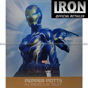 Iron Studios - Pepper Potts in Rescue Suit BDS Art Scale 1 10 - Avengers Endgame