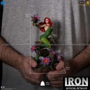 Iron Studios - Poison Ivy Art Scale 1 10 - DC Comics by Ivan Reis Series #5