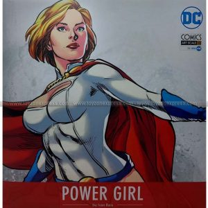 Iron Studios - Power Girl Art Scale 1 10 - DC Comics By Ivan Reis