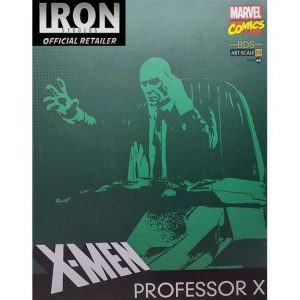 Iron Studios - Professor X BDS Art Scale 1 10 - Marvel Comics Series 5