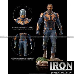 Iron Studios - Ratcatcher II - The Suicide Squad - BDS Art Scale 1 10