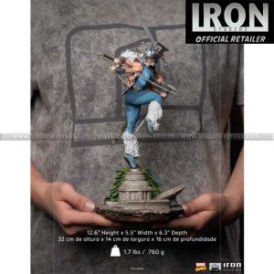 Iron Studios - Spiral - X-Men - BDS Art Scale 1 10