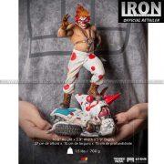 Iron Studios - Sweet Tooth Needles Kane Art Scale 1 10 - Twisted Metal