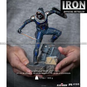 Iron Studios - Taskmaster BDS Art Scale 1 10 - Black Widow
