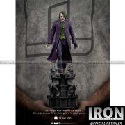 Iron Studios - The Joker Deluxe Art Scale 1 10 - The Dark Knight