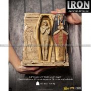 Iron Studios - The Mummy Deluxe Art Scale 1 10 - Universal Monsters