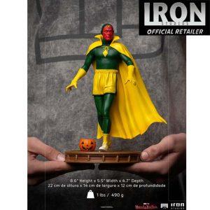 Iron Studios - Vision Halloween Version Art Scale 1 10