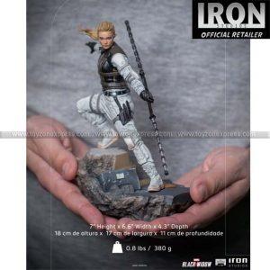 Iron Studios - Yelena BDS Art Scale 1 10 - Black Widow