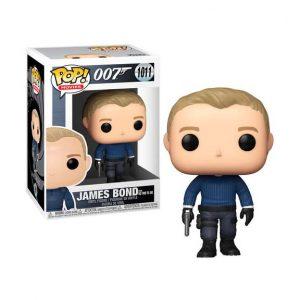 James Bond No Time to Die James Bond Pop! Vinyl Figure