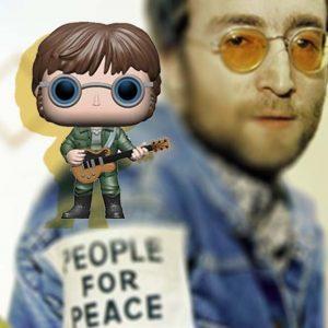 John Lennon Military Jacket Pop! Vinyl Figure