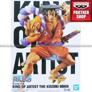 King of Artist One Piece The Kozuki Oden