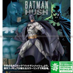 Kotobukiya - DC - Artfx Batman Hush Renewal Package