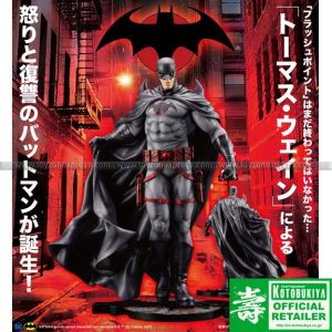 Kotobukiya - DC - Artfx Batman (Thomas Wayne) Else World