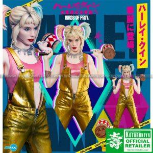 Kotobukiya - DC - Artfx Harley Quinn -Birds of Prey (and the Fantabulous Emancipation of One Harley Quinn)