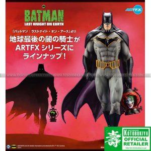 Kotobukiya - DC Universe - Artfx Batman Last Knight on Earth