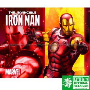 Kotobukiya Iron Man Avengers Fine Art Statue