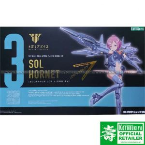 Kotobukiya - Megami Device - SOL Hornet Low Visibility
