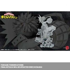 Kotobukiya - My Hero Academia ARTFX J Katsuki Bakugo