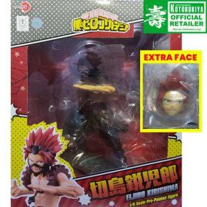 Kotobukiya - My Hero Academia - Red Riot (LIMITED WITH EXTRA FACE)