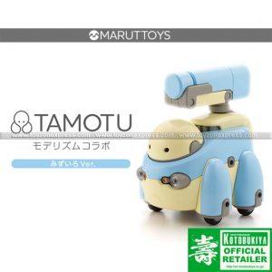 Kotobukiya - TAMOTU MODERHYTHM Collaboration [Light Blue Ver]