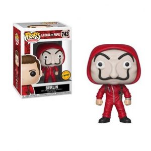 La Casa De Papel Berlin Pop! Vinyl Figure (#743) (CHASE)