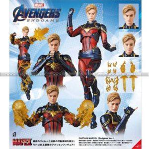 Mafex Captain Marvel (Endgame Ver)