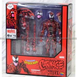 Mafex Carnage (Comic Ver)