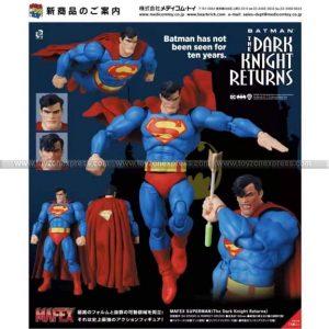 Mafex DC Superman (The Dark Knight Returns)