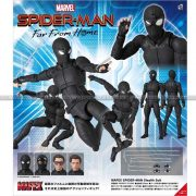 Mafex No 125 Spider-Man Stealth Suit