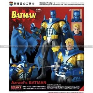 Mafex No 144 Knightfall Batman