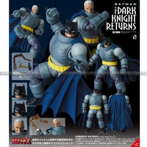 Mafex No 146 Armored Batman (The Dark Knight Returns)