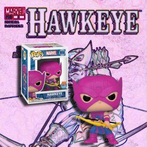 Marvel Classic Hawkeye Pop! Vinyl Figure - Previews Exclusive