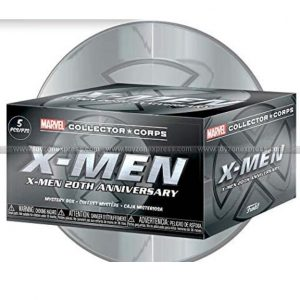Marvel Collector Corps - X-Men 20th Anniversary
