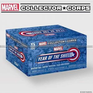 Marvel Collector Corps - Year of the Shield