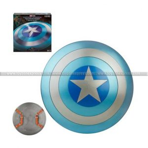 Marvel Legends Series Captain America The Winter Soldier Stealth Shield Prop Replica