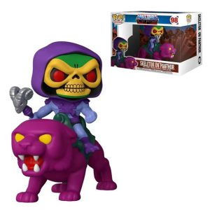 Masters of the Universe Skeletor on Panthor Pop! Ride (#98)