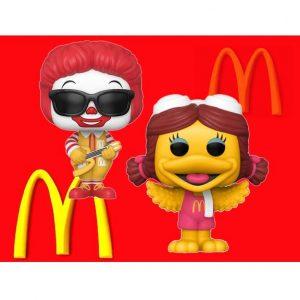 McDonald's Pop! Vinyl Figure