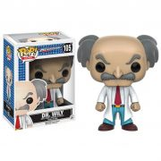 Mega Man Dr Wily Pop! Vinyl Figure