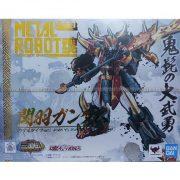 Metal Robot Spirit s - Guan Yu Gundam (Real Type Ver)