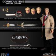 Mezco - Constantine One 12 Collective Deluxe Edition Action Figure