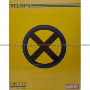 Mezco - Cyclops 1 12 Collective Action Figure