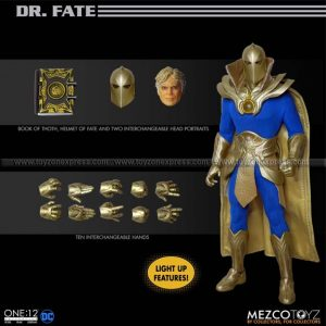Mezco - DC Comics Dr Fate One 12 Collective Action Figure