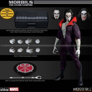 Mezco - Morbius The Living Vampire One 12 Collective Action Figure