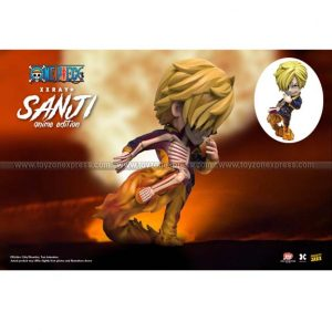 Mighty Jaxx - XXRAY Plus One Piece - Sanji Anime Edition