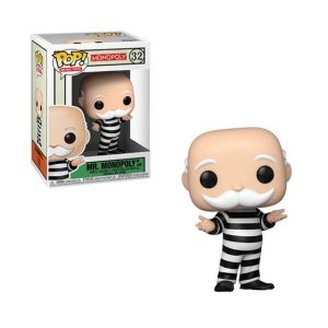 Monopoly Criminal Uncle Pennybags Pop! Vinyl Figure
